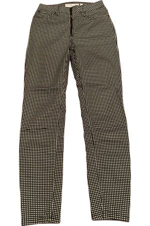 Subdued Women Pants - \N Cotton Trousers for Women