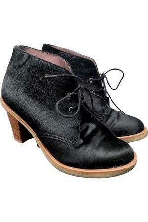 Robert Clergerie Women Ankle Boots - \N Pony-style calfskin Ankle boots for Women