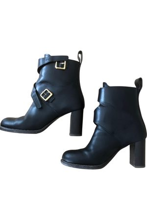 Chloé Women Ankle Boots - \N Leather Ankle boots for Women