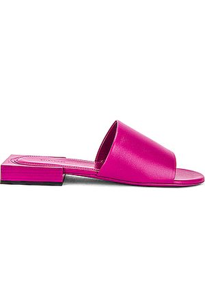 Balenciaga Box Sandals in