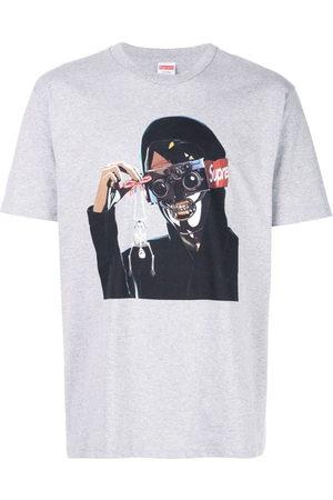 Supreme Logo T-shirt - Grey