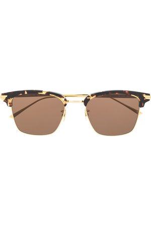 Bottega Veneta BV1007SK clubmaster-frame sunglasses