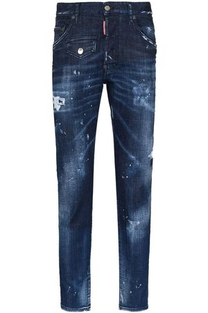 Dsquared2 Skater slim-fit jeans