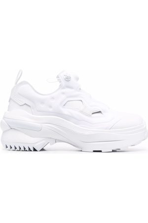 Maison Margiela X Reebok Tabi Instapump chunky sneakers