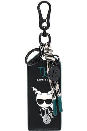 Karl Lagerfeld Women Keychains - K/Zodiac Capricorn keychain