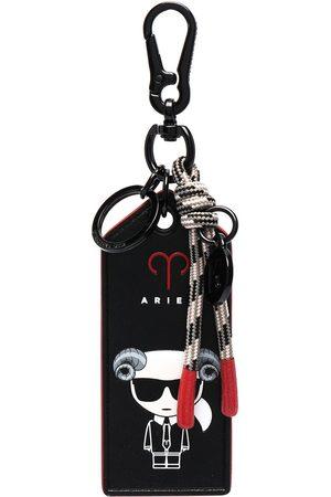 Karl Lagerfeld Women Keychains - K/Zodiac Aries keychain