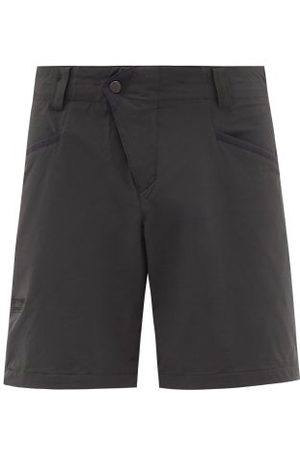 Klättermusen - Vanadis 2.0 Water-repellent Shorts - Mens - Dark Grey