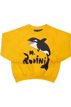 Mini Rodini Printed Organic Cotton Sweatshirt