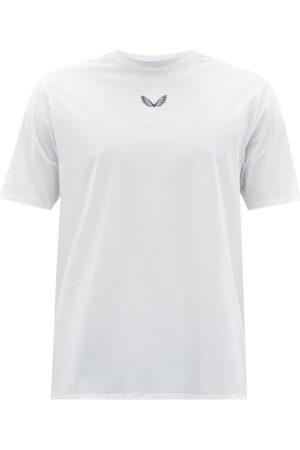 CASTORE Logo-print Technical-jersey T-shirt - Mens