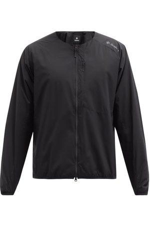 GOLDWIN Men Puffer Jackets - Collarless Padded Ripstop Jacket - Mens