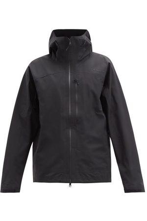 GOLDWIN Men Rainwear - Hooded Gore-tex Rain Jacket - Mens
