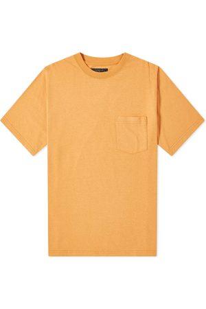 Beams Men T-shirts - Hemp Cotton Pocket Tee