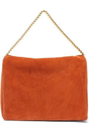 Neous Orbit Chain-strap Suede Shoulder Bag - Womens - Tan