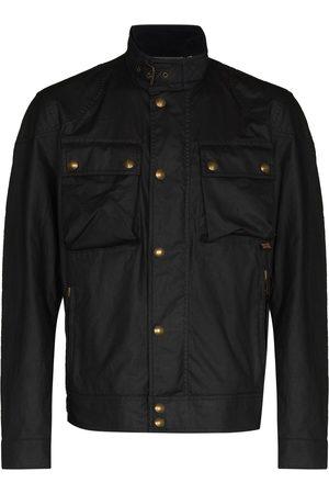 Belstaff Men Jackets - Racemaster button-up jacket