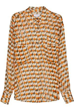 Equipment Nanine silk blouse