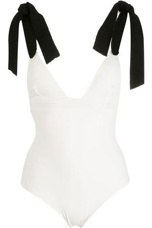 CLUBE BOSSA Women Swimsuits - Contessa two tone swimsuit