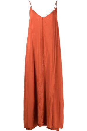Voz Double-layer cami dress
