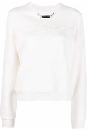 Philipp Plein Embroidery Signature leisure sweatshirt