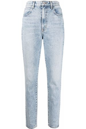 SLVRLAKE High-waisted skinny-legged jeans