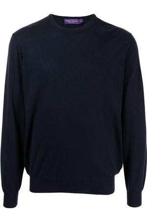 Polo Ralph Lauren Long-sleeved cashmere-knit sweatshirt