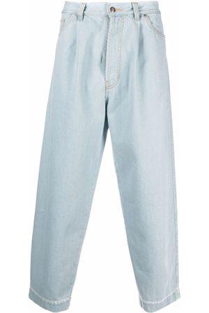 SOCIÉTÉ ANONYME Carrot-fit cropped jeans