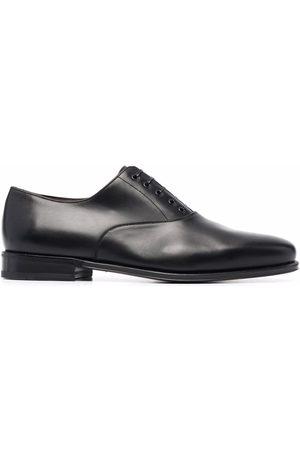 Salvatore Ferragamo Polished-finish lace-up shoes