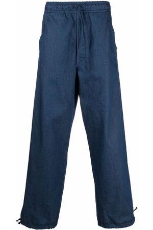 SOCIÉTÉ ANONYME Straight Leg Pants - Drawstring waist trousers