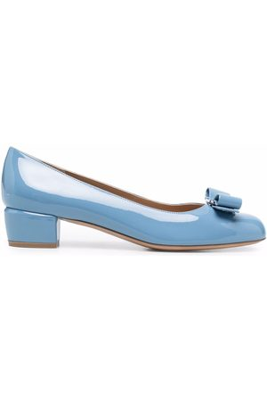 Salvatore Ferragamo Women Heels - Vara bow pumps