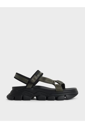 CHARLES & KEITH Dash Chunky Sandals