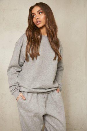 Boohoo Women Hoodies - Womens Recycled Sweatshirt - - S