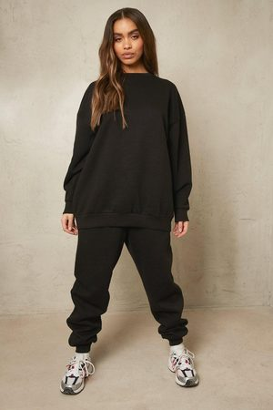 Boohoo Women Hoodies - Womens Recycled Oversized Sweatshirt - - S