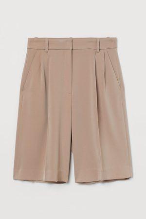 H&M Dressy Bermuda Shorts