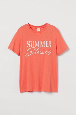 H&M Printed T-shirt