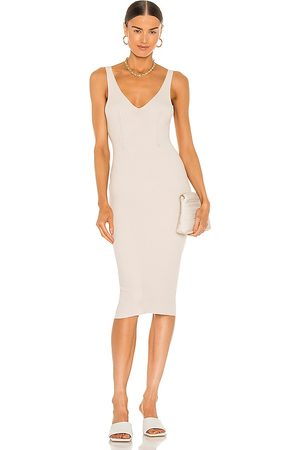 One Grey Day Pacey Dress in White.