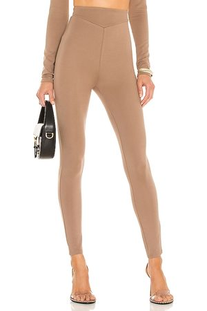 Michael Costello X REVOLVE Sloan Legging in Taupe.