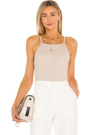 Lovers + Friends Savannah Cami Top in Neutral.
