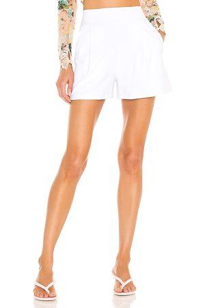 Susana Monaco Tailored Short in White.