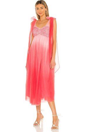 LOVESHACKFANCY Romia Dress in .