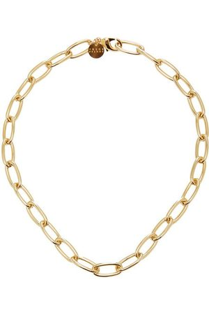 Young Frankk Gold-Plated Necklace