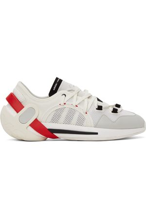 Y-3 White Idoso Boost Sneakers