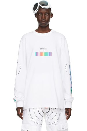 Hood By Air Spectrum 'Veteran' Long Sleeve T-Shirt
