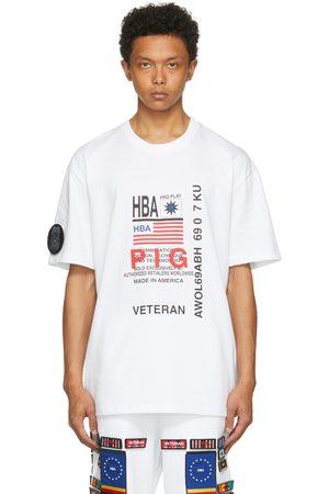 Hood By Air Veteran Printed T-Shirt