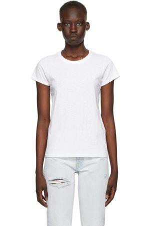 RAG&BONE White 'The Slub' T-Shirt