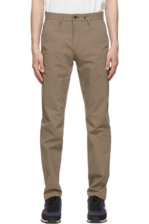 RAG&BONE Brown Fit 2 Chino Trousers