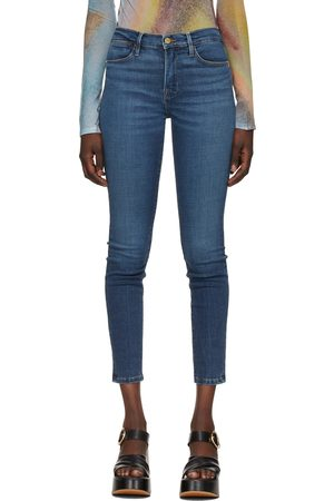 Frame Blue 'Le Skinny High' Jeans