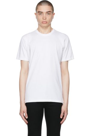 Frame White Logo T-Shirt