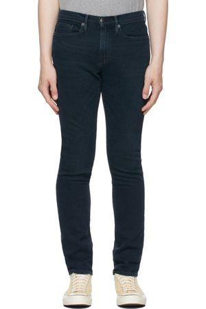 Frame Indigo Stretch 'L'Homme Skinny' Jeans