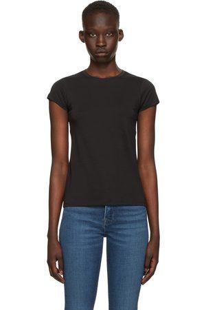 Frame Black 'Le Mid Muscle Cap' T-Shirt