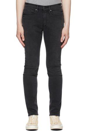 Frame Grey Stretch 'L'Homme Skinny' Jeans