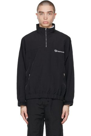 SAINTWOODS Tracksuit Zip-Up Pullover
